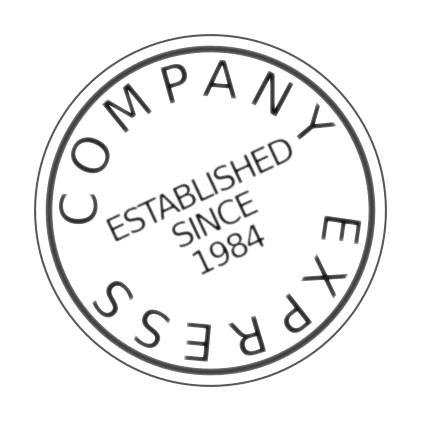 Company Express Stamp