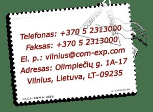 Vilniaus kontaktai