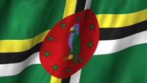 Флаг Доминика
